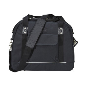 Basil Portland Business Gepäckträger Tasche Damen 19l schwarz